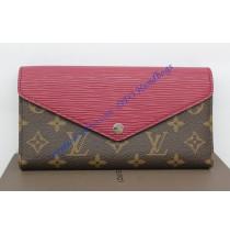 Louis Vuitton Marie-Lou Long Wallet M60498