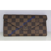 Louis Vuitton Damier Josephine wallet N63018