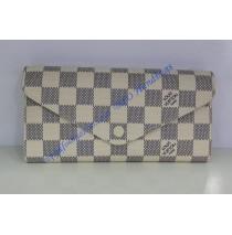 Louis Vuitton Damier Azur Josephine wallet N63019