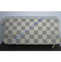 Louis Vuitton Damier Azur Isolite N66567 white