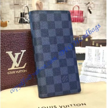 Louis Vuitton Damier Graphite Alexandre Wallet N61063