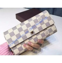 Louis Vuitton Damier Azur Old Sarah Wallet