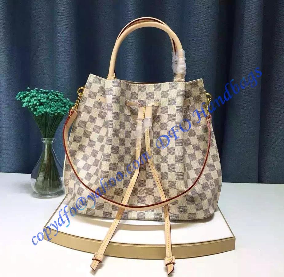 Louis Vuitton Damier Azur Girolata N41579 Luxtime Dfo