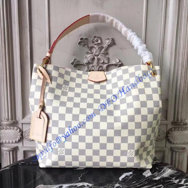 Louis Vuitton Damier Azur Graceful Pm N42249