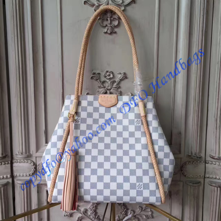 Louis Vuitton Damier Azur Propriano N44027