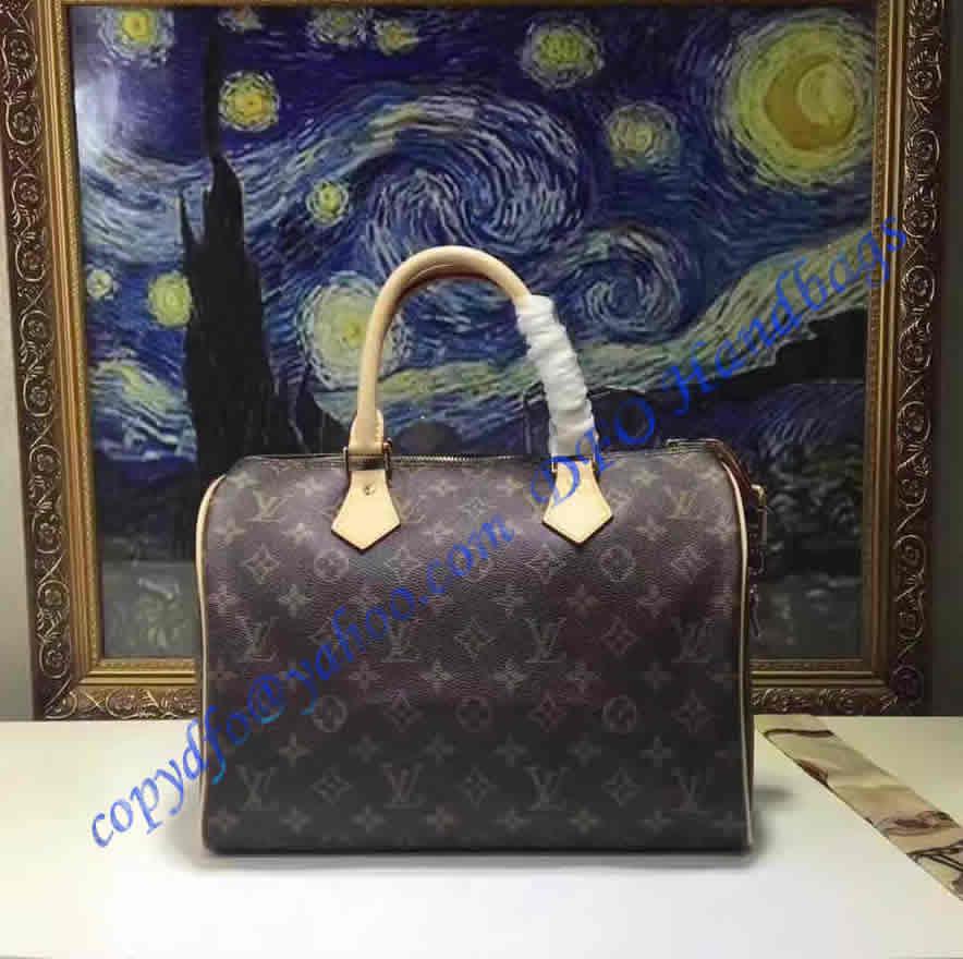 aeb795b73a93 Louis Vuitton Monogram Canvas Speedy 30 M41526