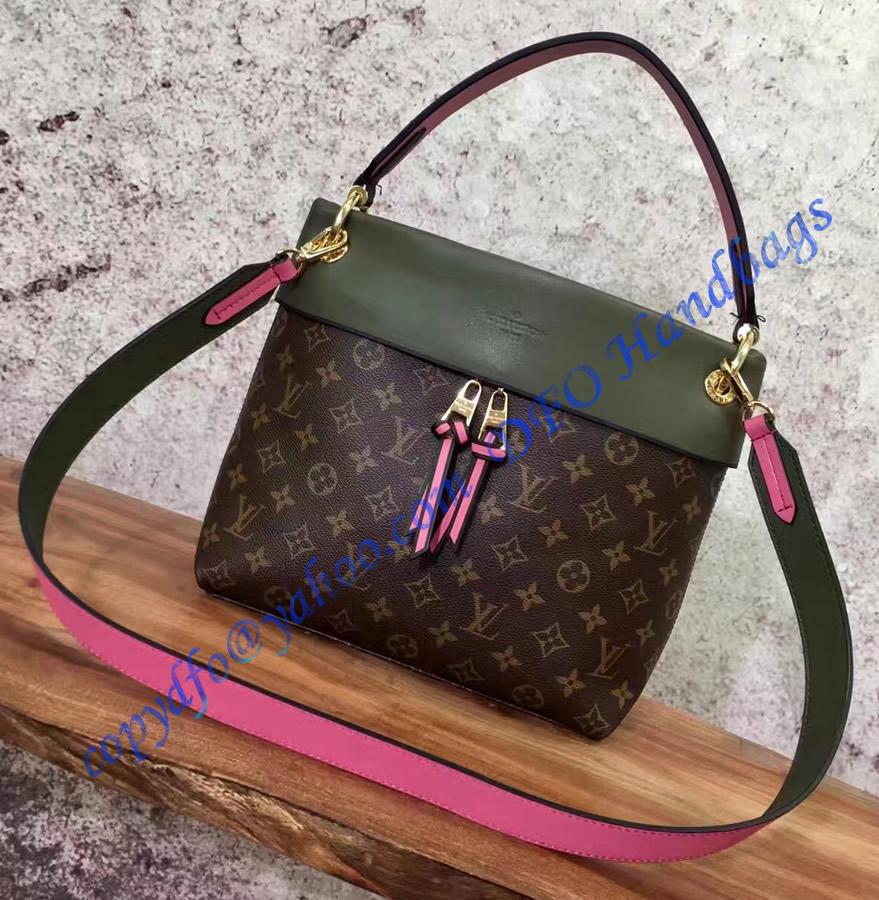 14909c643ec4 Louis Vuitton Monogram Canvas Tuileries Besace Green M43159 – LuxTime DFO  Handbags