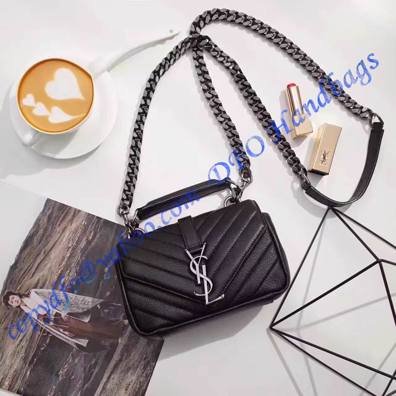 6d3ac7e64032 ysl8902-black-saint-laurent-classic-baby-college-monogram-chain-bag.jpg